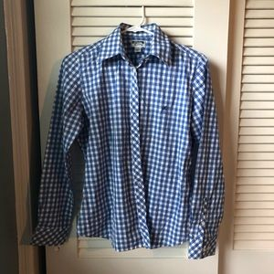 Lily Pulitzer Button Down Top